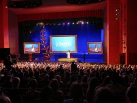 A full house was at the San Diego Civic Theater for the Classy Awards
