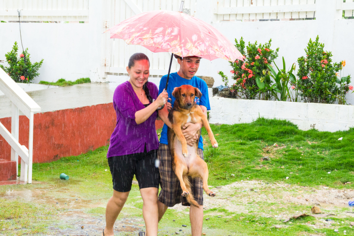 """Team Roatan"" Successfully Delivered despite Adverse Weather Conditions"