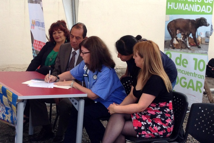 Municipality Pledges Support for Humane Population Control: Ecuador